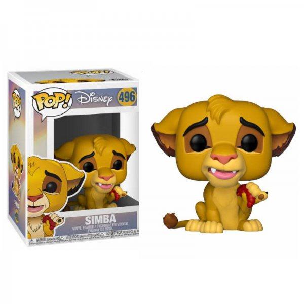 König der Löwen Simba Funko Pop Vinyl Figur 496
