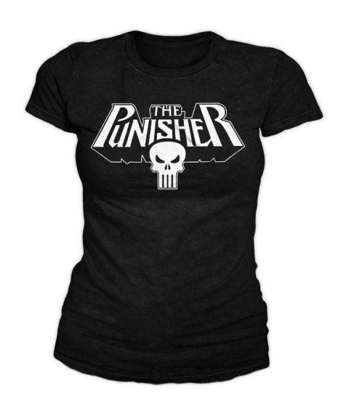 Punisher - Logo Damen T-Shirt