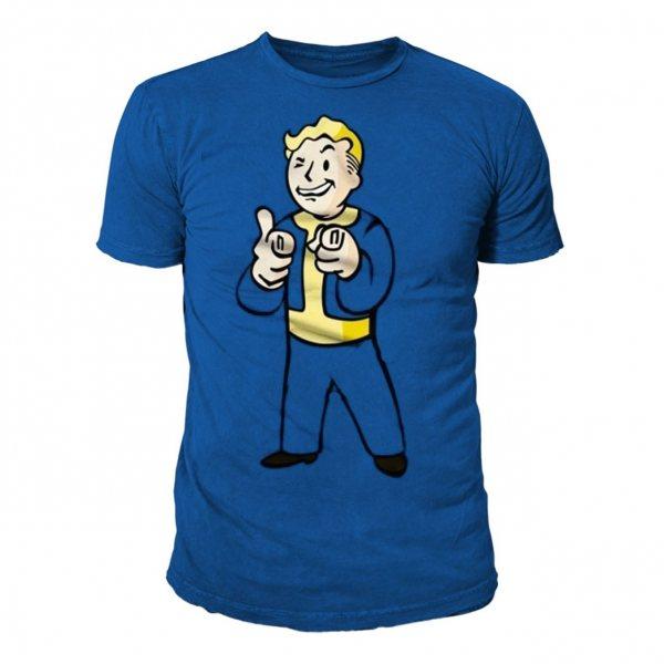Fallout Charisma T-Shirt Herren Herren