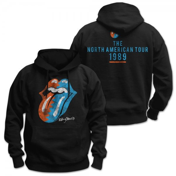 Rolling Stones US Tour 89 Hoodie