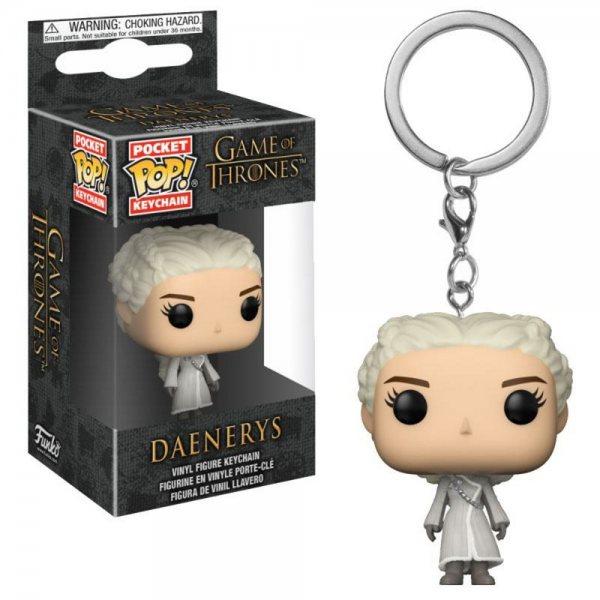 Game of Thrones Daenerys Funko Pop Schlüsselanhänger