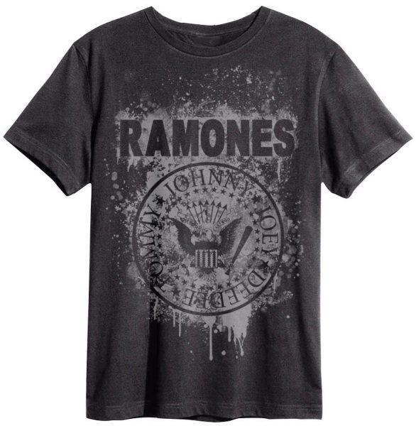 Amplified Ramones Graffiti T-Shirt