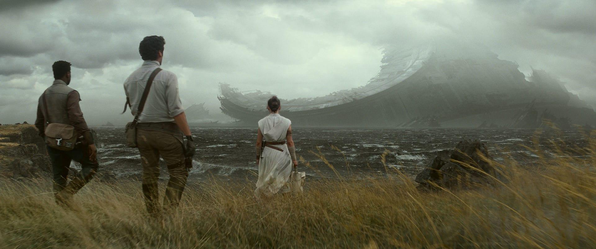 Star-Wars-the-Rise-of-Skywalker-Blogbericht-Rey-Poe-Finn-Todesstern-Disney-Lucasfilm