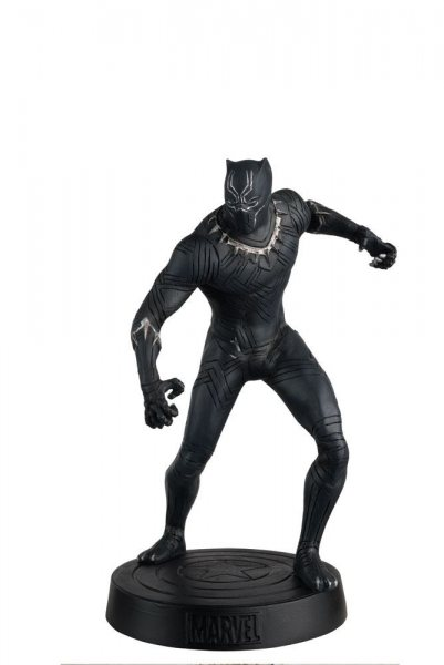 Black Panther Eaglemoss Resin Figur Movie Collection