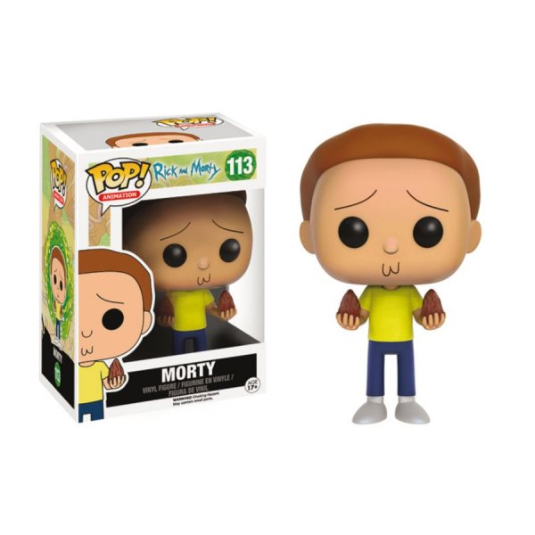 Rick and Morty Funko Pop Vinyl Figur 113