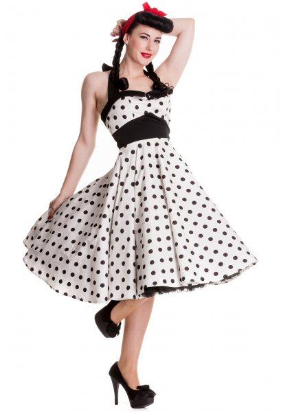 Hell Bunny - Adelaide 50s Damen Kleid