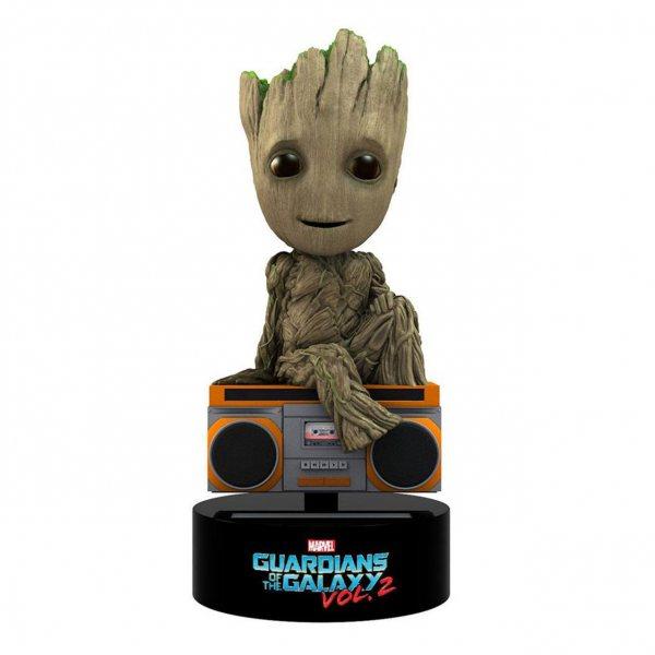Guardians of the Galaxy Baby Groot Wackelkopf Figur NECA