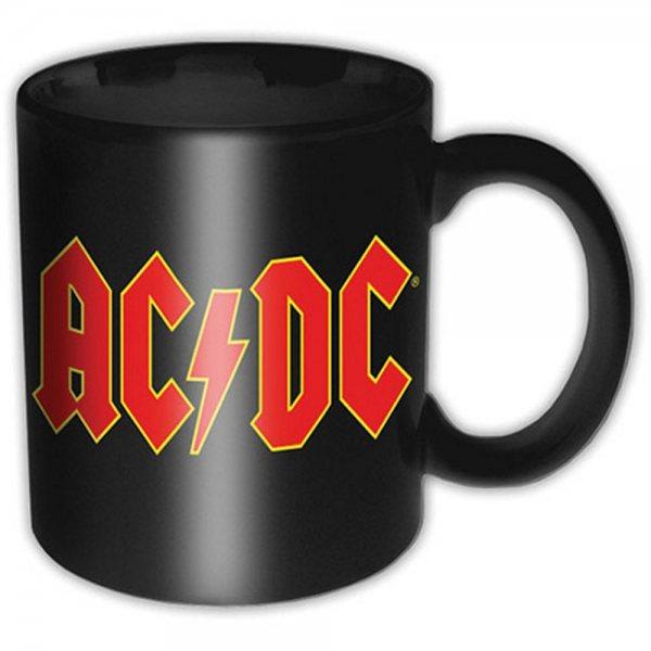 AC DC Logo Tasse