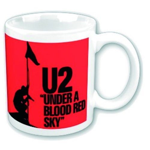 U2 Under a Blood Red Sky Tasse