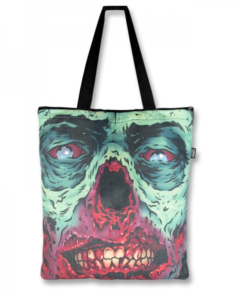 Liquor Brand Scream Shopper Tasche