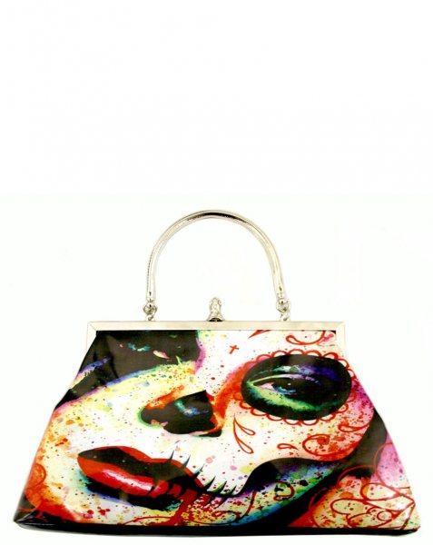Too Fast Brand - Dead Inside Damen Handtasche