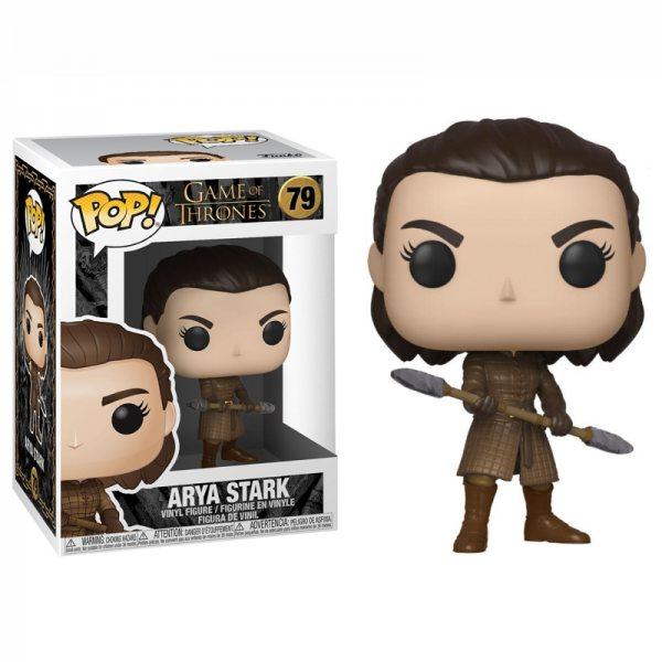 Game of Thrones Arya Stark Funko Pop Vinyl Figur 79