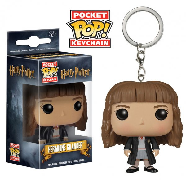 Harry Potter Hermine Funko Pop Schlüsselanhänger