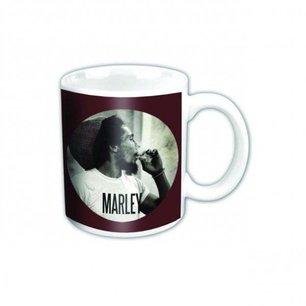 Bob Marley Portrait Tasse Becher im Geschenkkarton