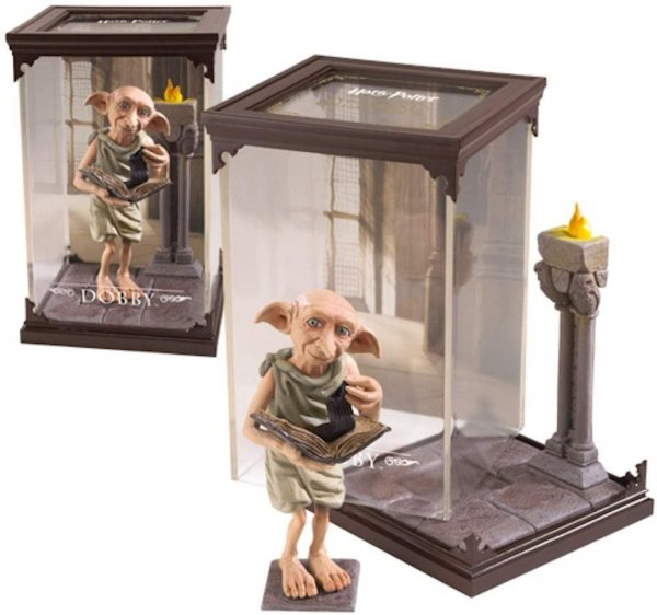 Harry Potter Dobby der Hauself Statue Figur Noble Collection