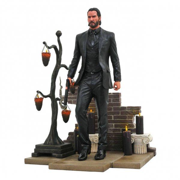 John Wick 2 Diamond Select Gallery Statue Figur