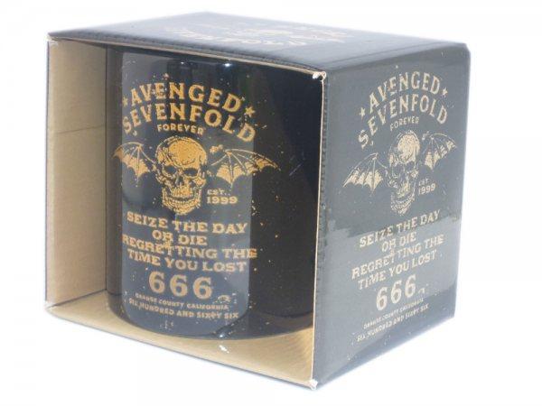 Avenged Sevenfold Logo Tasse