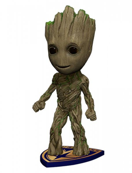 Guardians of the Galaxy Solar Wackelkopf Figur Resin Statue