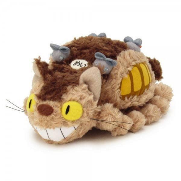 Totoro Buskatze Plüsch Figur