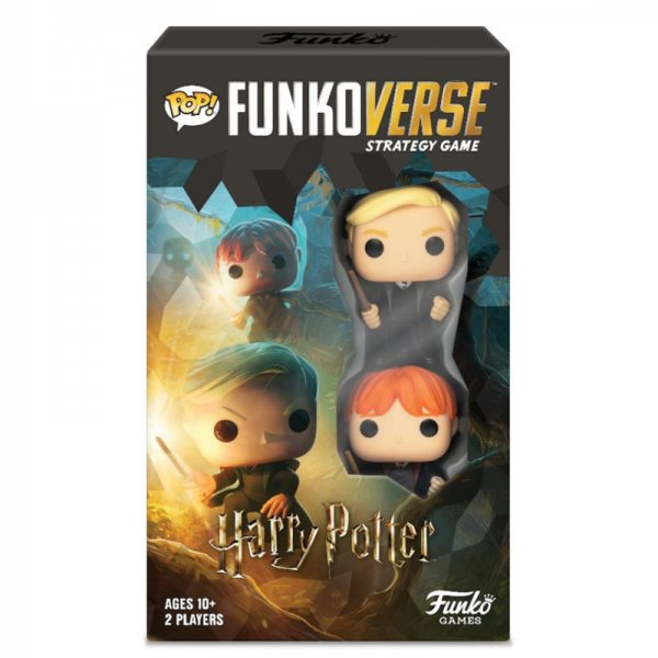 Funkoverse Harry Potter Brettspiel Erweiterungs Set Funko Pop