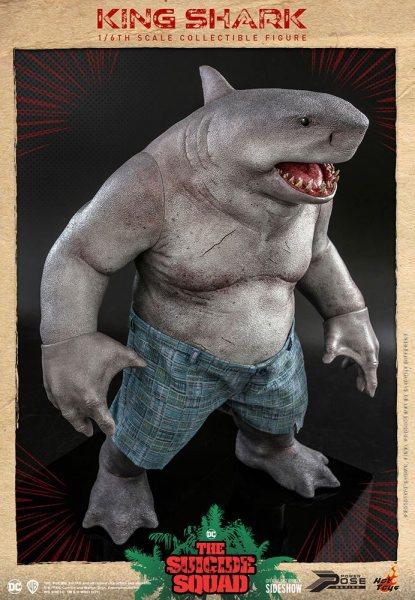 Suicide Squad - King Shark Actionfigur 1/6