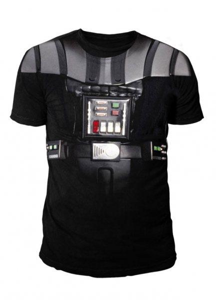 Star Wars - Darth Vader Suit Herren T-Shirt