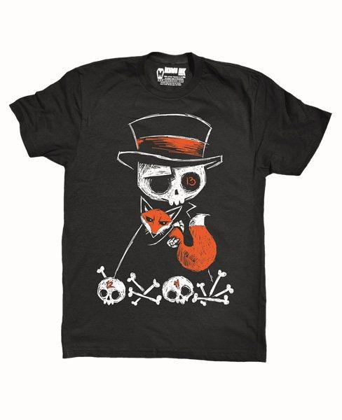 Akumu Ink Fox & Bait Herren T-Shirt