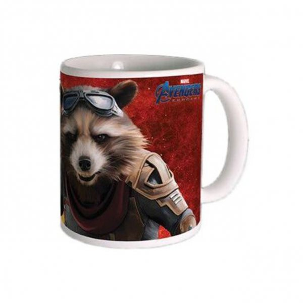 Avengers Rocket Tasse in Geschenkbox
