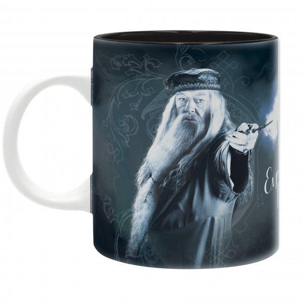 Harry Potter Albus Dumbledore Phoenix Tasse 320 ml in Geschenkbox