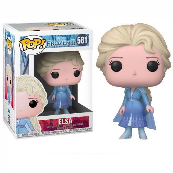 Eiskönigin 2 Elsa Funko Pop Vinyl Figur 581 Frozen