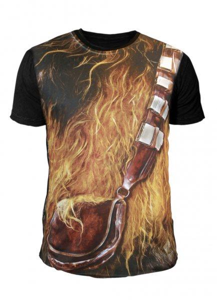 Star Wars - Chewbacca Sub Herren T-Shirt