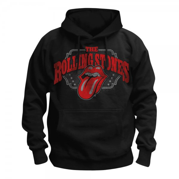 The Rolling Stones Tongue Girls Hoodie