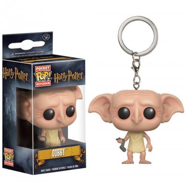 Harry Potter Dobby Funko Pop Schlüsselanhänger