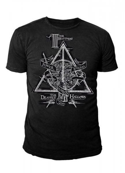 Harry Potter Heiligtümer des Todes Herren T-Shirt