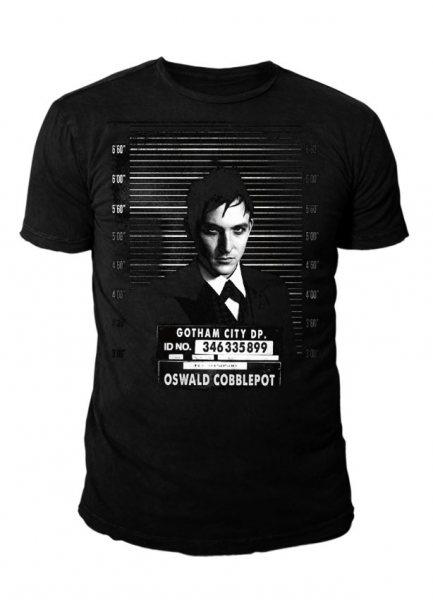 DC Comics - Batman Herren T-Shirt - Oswald Cobblepot