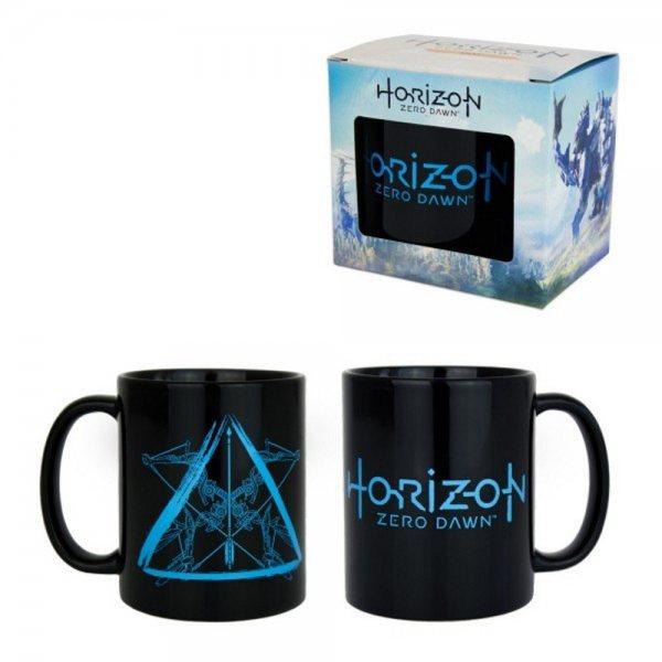 Horizon Zero Dawn Arrow Logo Tasse