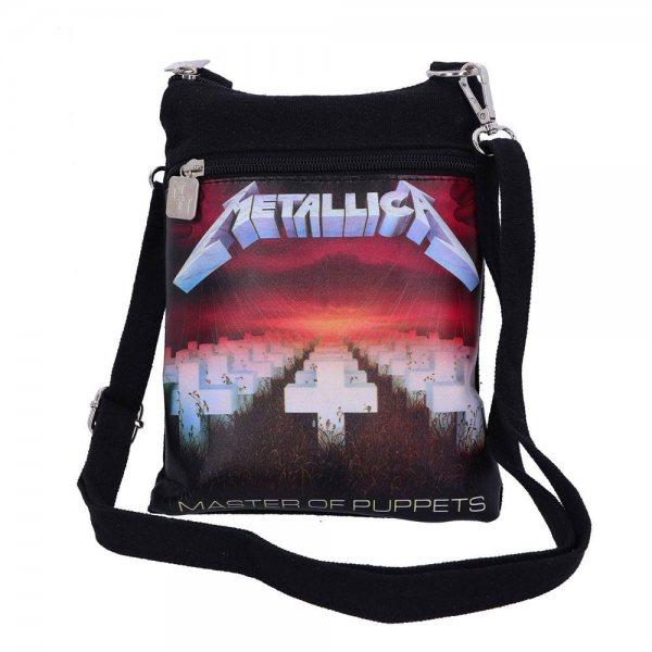 Metallica Master of Puppets Umhängetasche Canvas Schwarz