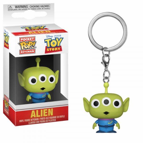 Toy Story Alien Funko Pocket Pop Schlüsselanhänger