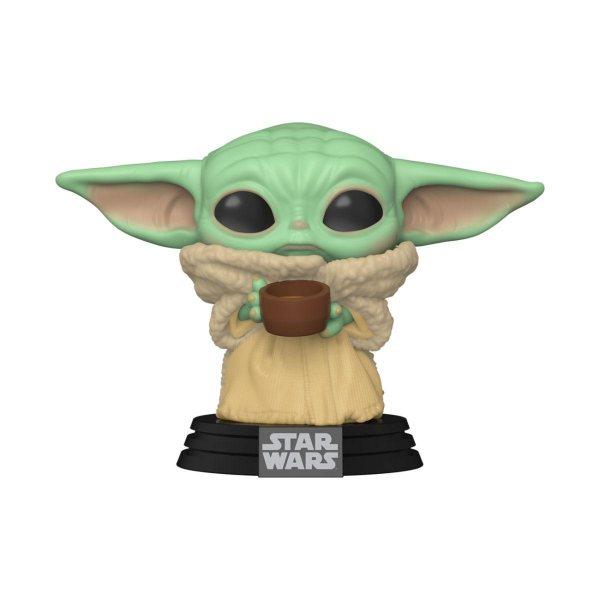 Star Wars The Mandalorian Cup Baby Yoda Child Funko Pop Vinyl Figur 378