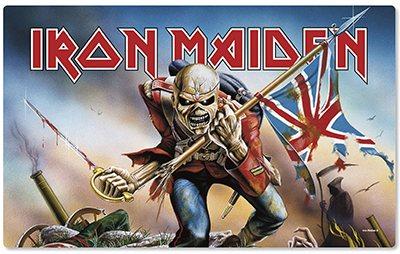 Iron Maiden - Frühstücksbrettchen - Logo 2