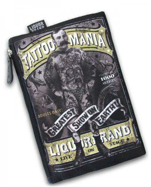 Liquor Brand Tattoo Mania Ols School Kosmetik Tasche