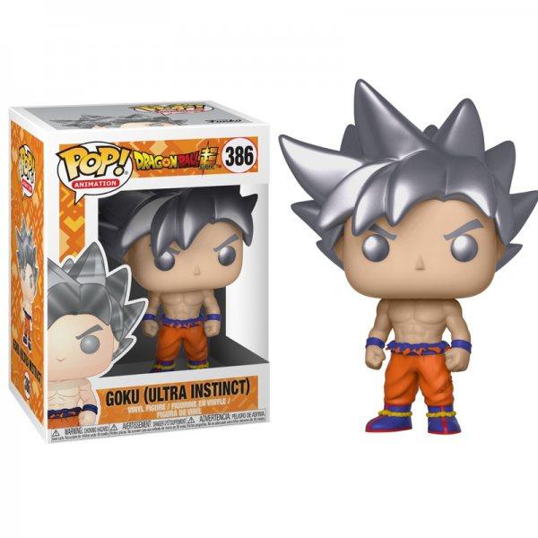 Dragonball Z Goku Ultra Instinkt 386