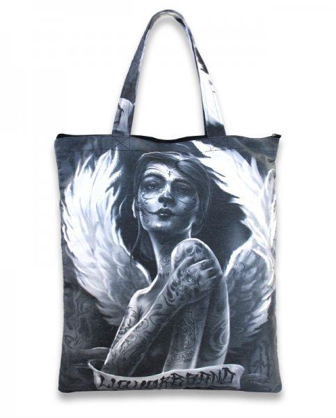 Liquor Brand - Angelica Del Muerte Shopper Tasche