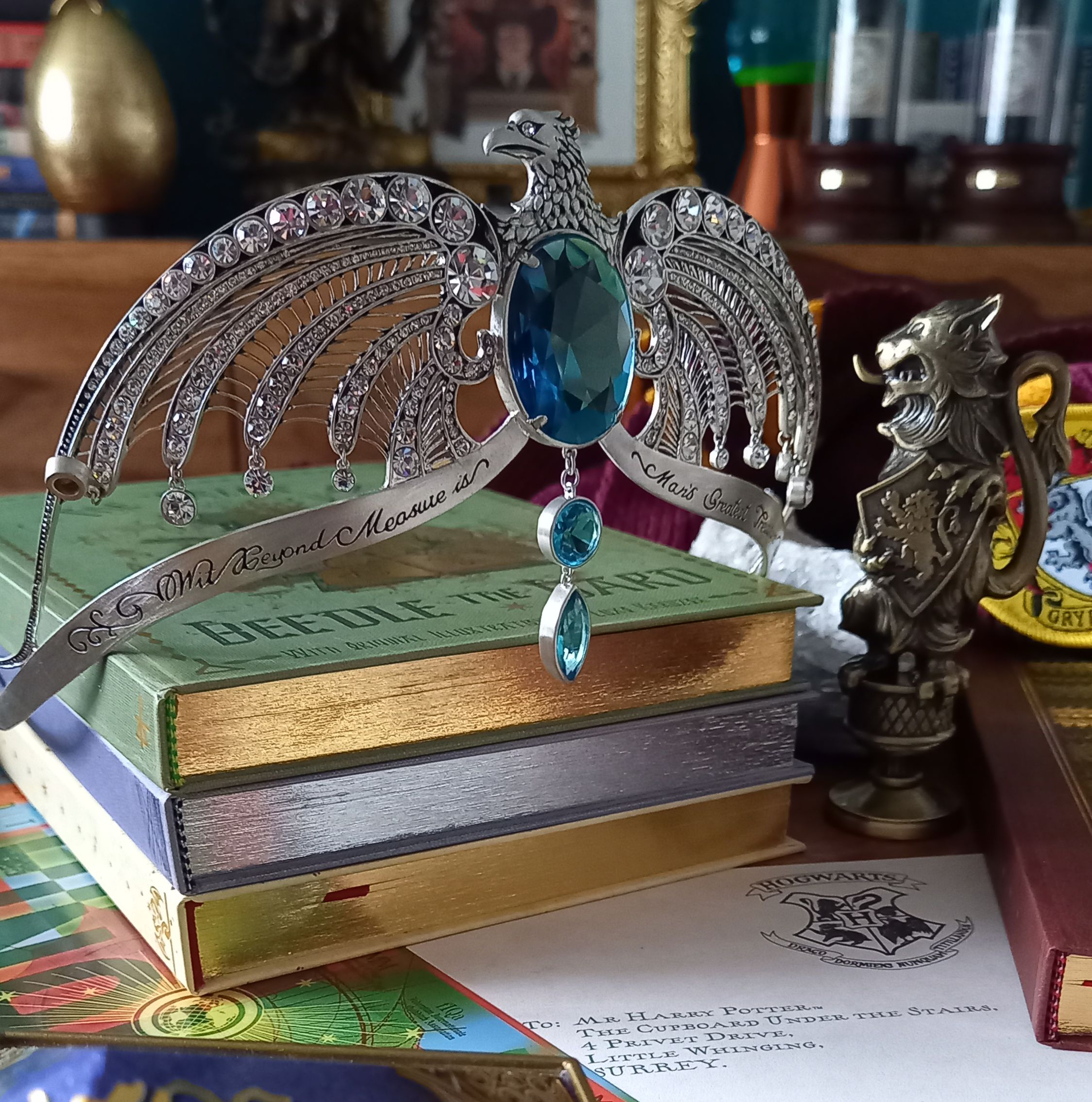 Rowena-Ravenclaw-Diadem-Noble-Collection-Replik-Harry-Potter-Fanartikel-3