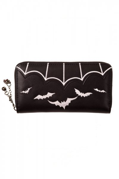 Banned Salem Spooky Damen Geldbörse