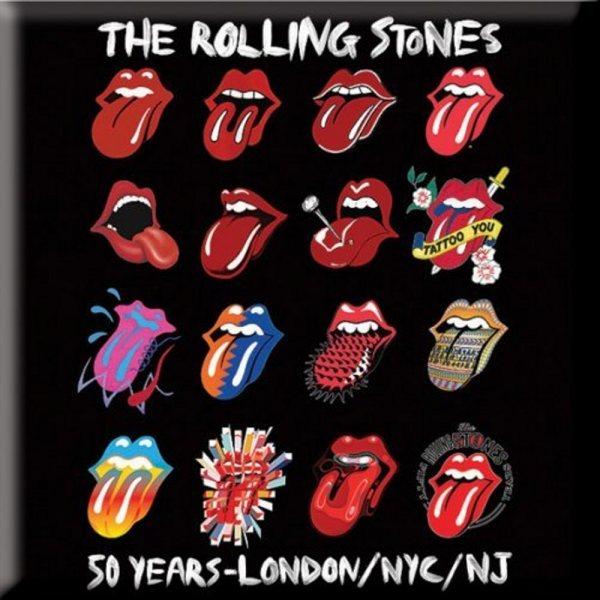 Rolling Stones Evolution Magnet