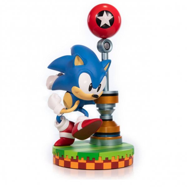 Sonic the Hedgehog First 4 Figures PVC Statue