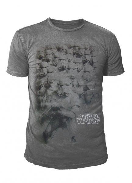 Star Wars - Stormtroopers T-Shirt Grau