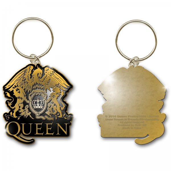 Queen Logo Schlüsselanhänger