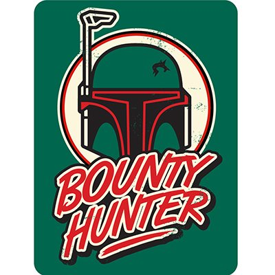 Star Wars - Magnet - Bounty Hunter